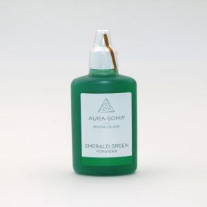 Pomander Enerald green